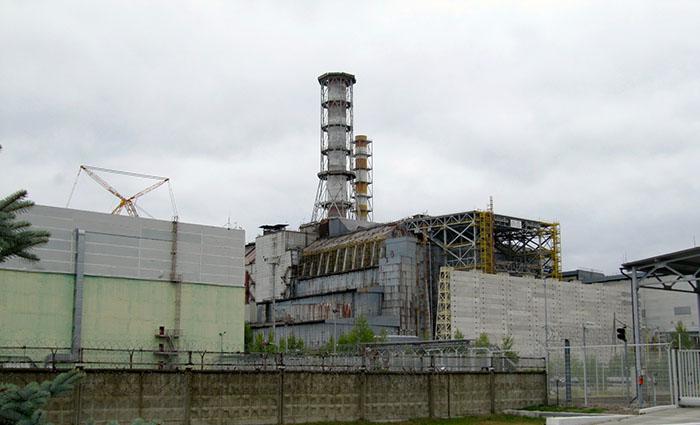 チェルノブイリ原子力発電所